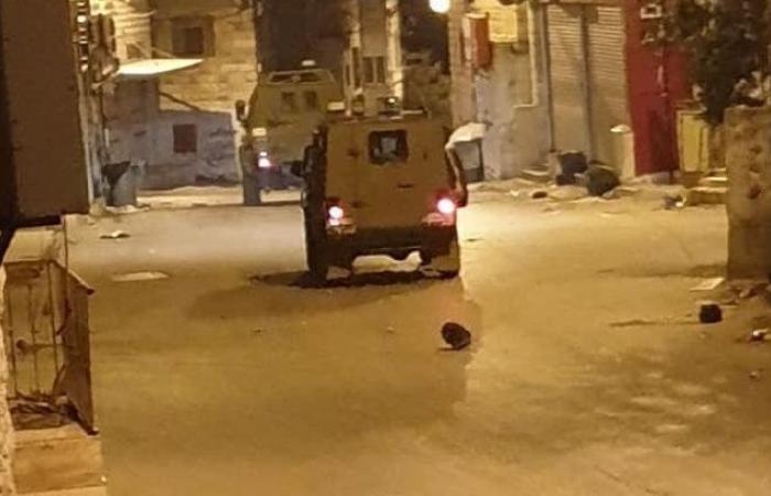 فلسطين | قوات الاحتلال تعتقل سبعة مواطنين بالضفة الغربية