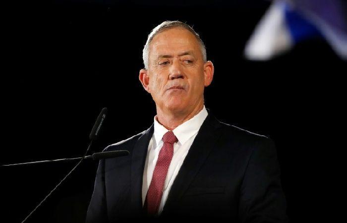 """فلسطين   """"كان"""": غانتس لا يرفض الجلوس بحكومة تحت إدارة نتنياهو بالتناوب"""