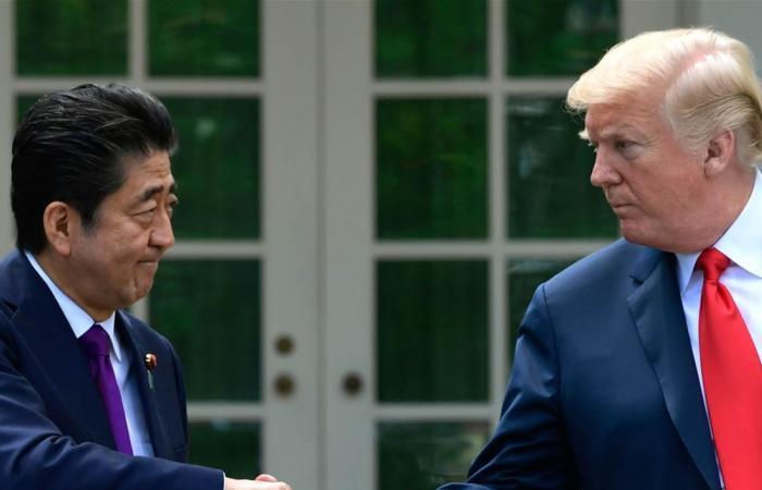 ترامب: توصلنا إلى اتفاقٍ تجاري مبدئي مع اليابان