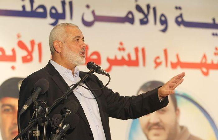 فلسطين   هنية يثمّن خطاب ملك الأردن الداعم لفلسطين