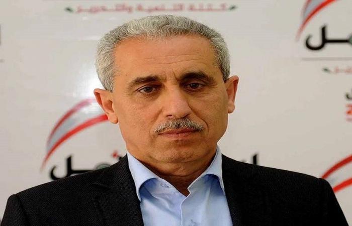 خواجة: أولوية المعالجة الاقتصادية تكمن باتخاذ خطوات لتطمين اللبنانيين