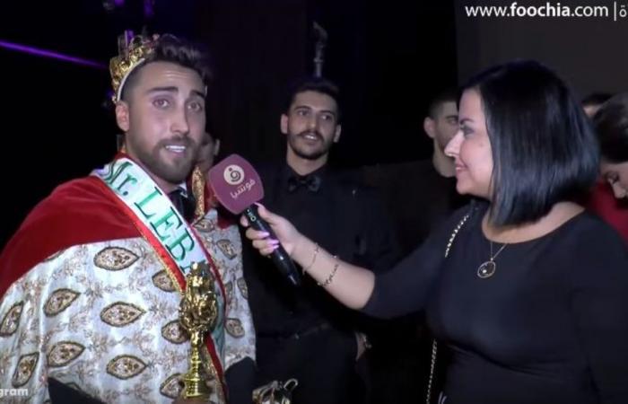 ملك جمال لبنان 2019 محمد صندقلي: كنت كتير خايف.. وإجابتي وصّلتني للقب!