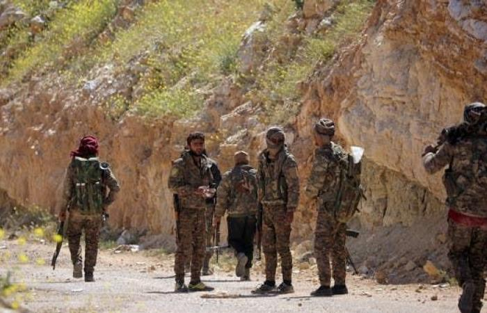 سوريا   قوات سوريا الديمقراطية تصفي قيادياً بارزاً من داعش
