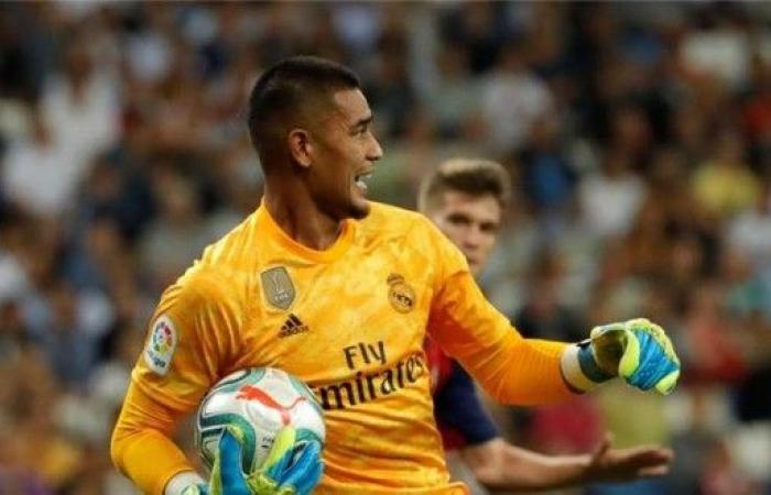 أريولا: فخور بظهوري الأول مع ريال مدريد
