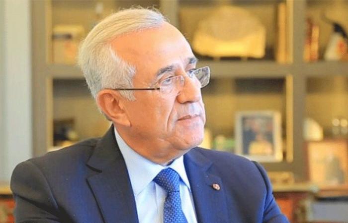 سليمان: لاصلاحات تبدأ بترشيد الموقف السياسي