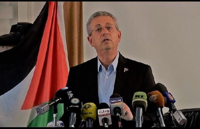 فلسطين   البرغوثي يرحب بانضمام الكنائس الانجيلية جنوب إفريقيا للمقاطعة