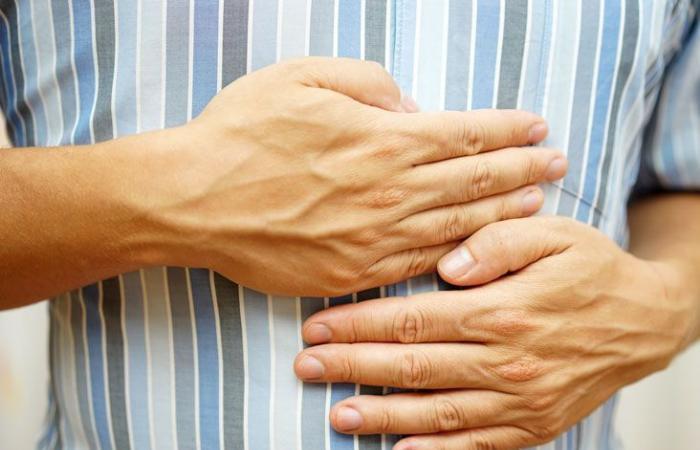 الخراج البطني abdominal abscess