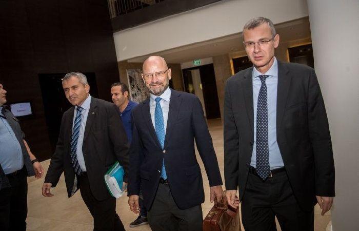"""فلسطين   انتهاء جلسة التفاوض بين """"الليكود"""" و""""أزرق أبيض"""" دون تفاهمات"""