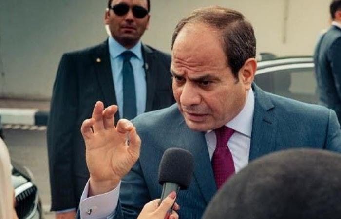مصر | السيسي: المعركة ضد الإرهاب مستمرة ولا يمكن القضاء عليه دون إرادة شعبية