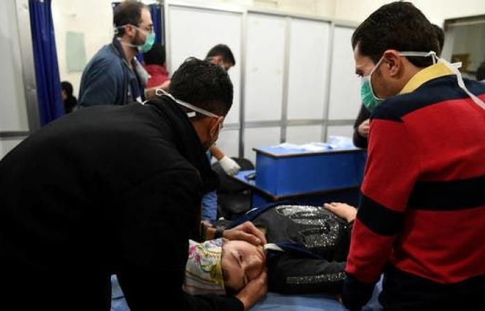 سوريا   تأكيد ضربة كيمياوية للأسد قبل عمل اللجنة الدستورية