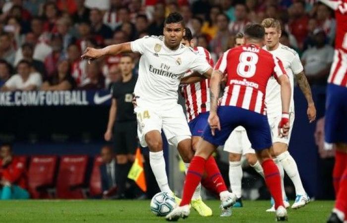 التعادل السلبي يحسم ديربي مدريد