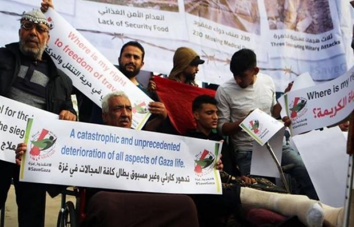 فلسطين | المنظمات: تجاوز العجز 80% في الأدوات المساعدة اللازمة لذوي الاعاقة