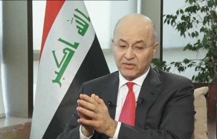 العراق | رئيس العراق يشدد على حظر إطلاق الرصاص على المتظاهرين