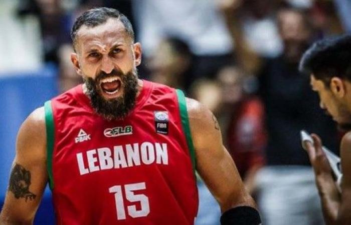 """فادي الخطيب يتهم أطرافا سياسية بـ """"ضرب"""" كرة السلة في لبنان"""