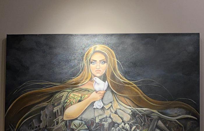 """الخليح   المعلمي يشارك في افتتاح معرض """"إنسانية"""" بنيويورك"""