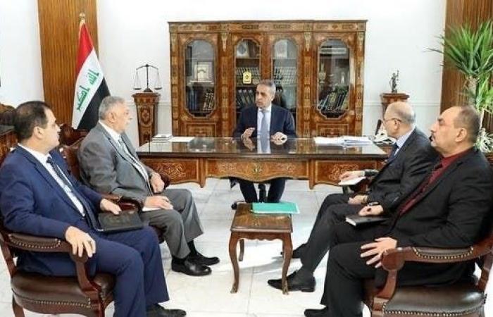العراق   العراق.. مجلس القضاء سيحاكم المعتدين على المتظاهرين