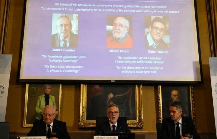 نوبل للفيزياء لكندي – أميركي وسويسريَين