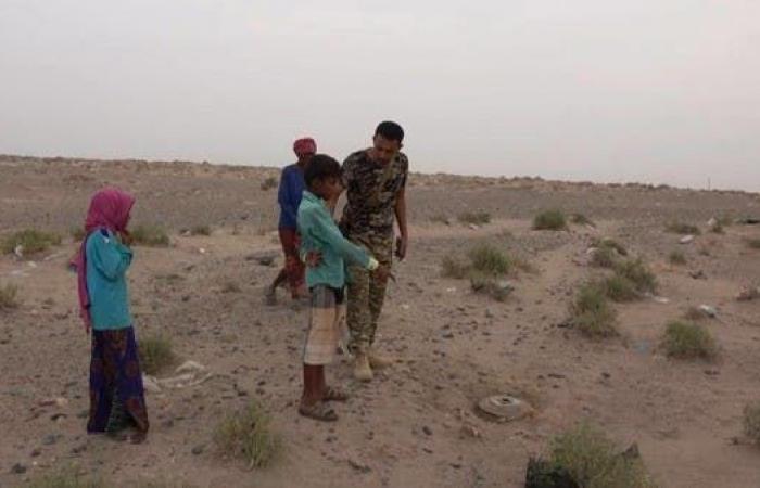 اليمن   الحديدة.. مقتل وجرح 6 أطفال أشقاء بعبوة ناسفة حوثية