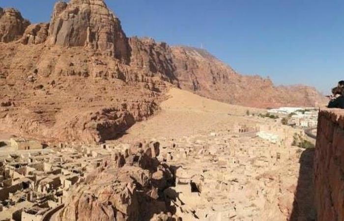 الخليح | آثار العُلا السعودية تحكي تاريخ 7 آلاف سنة حضارة