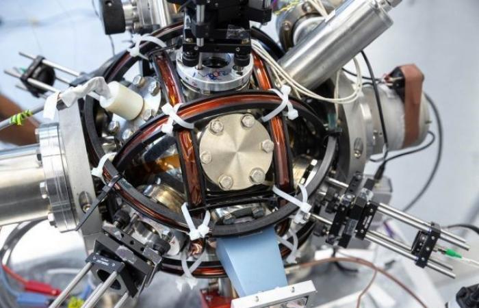 تجربة للكشف عن الطاقة المظلمة لا تظهر أي آثار حول القوة الخامسة الغامضة