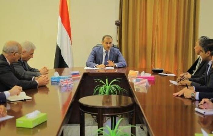اليمن   أعضاء مجلس الأمن الدائمون: ندعم جهود السعودية في اليمن