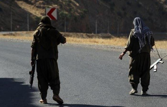 """العراق   الجيش التركي يشن غارات على """"الكردستاني"""" في العراق"""