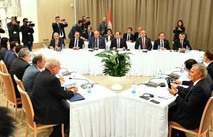 مصر | قمة بين مصر وقبرص واليونان تبحث الإرهاب والهجرة والطاقة