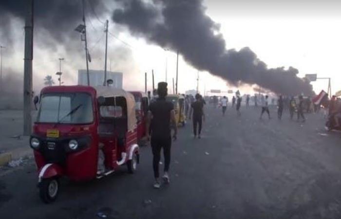 العراق | كيف أنقذ التوك توك متظاهري بغداد من نيران القناصة؟