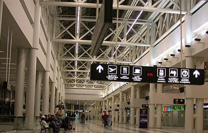 تراجع حركة المسافرين في ايلول 4 في المئة