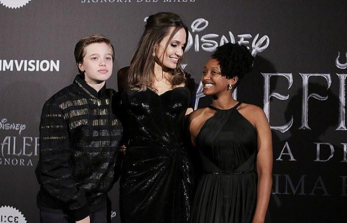 ابنة أنجلينا جولي تطلق مجموعة مجوهرات.. وتتبرّع بالأرباح لضحايا الإساءة الجسدية!