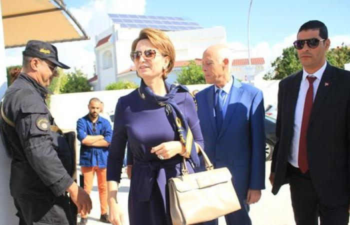من هي المرأة التي تقف خلف ساكن قرطاج الجديد؟