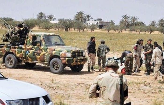 ليبيا.. الجيش الوطني يتقدم في مناطق جديدة قرب طرابلس