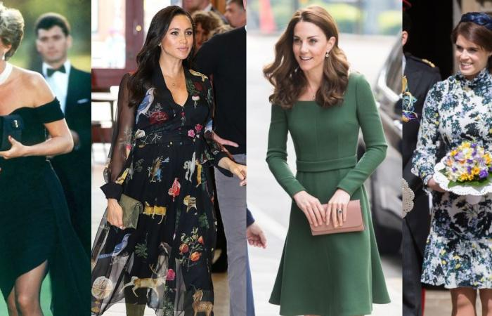 6 أنماط من الأزياء يُمنع على عضوات العائلة الملكية البريطانية ارتداؤها