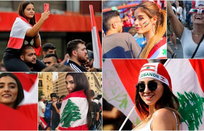 ماذا قالت خبيرة الاتكيت سلام سعد عن لباس النساء في مظاهرات لبنان؟