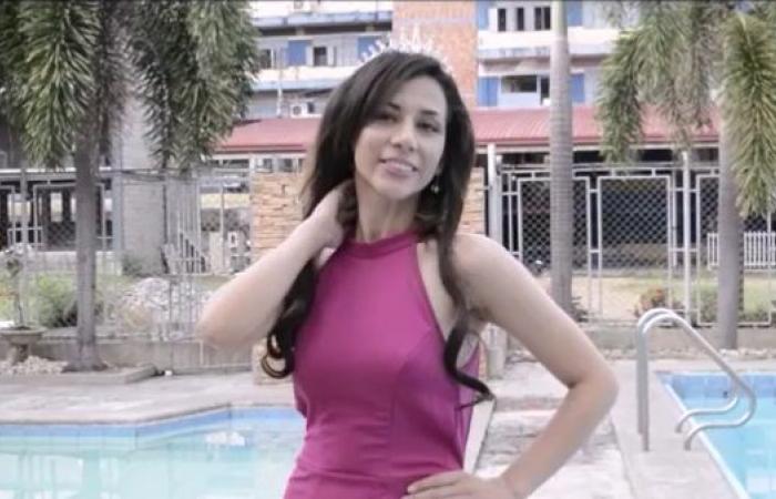 """إيران   ملكة جمال إيران عالقة في الفلبين.. """"سيقتلونني"""""""