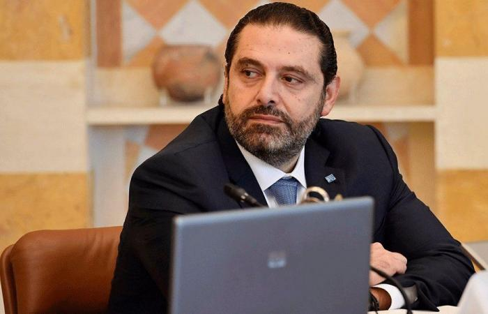 اجتماع الحريري بسفراء دول مجموعة الدعم الدولية