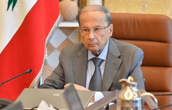 عون يطرح استقالة 4 وزراء مسلمين بعد استقالة 4 وزراء مسيحيين