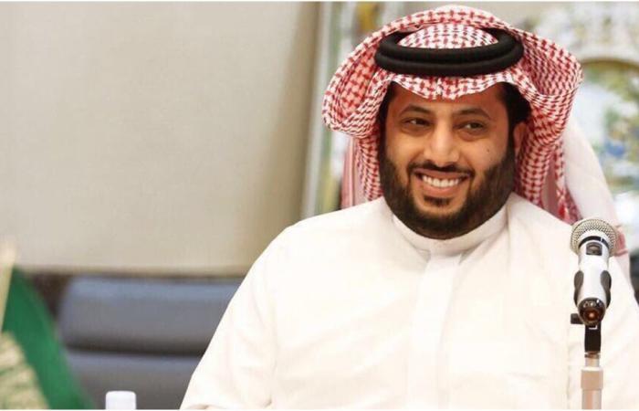 تركي آل الشيخ للجمهور السعودي: تماسكوا جيدًا لخوض تجربة فريدة تفيض رعبًا!