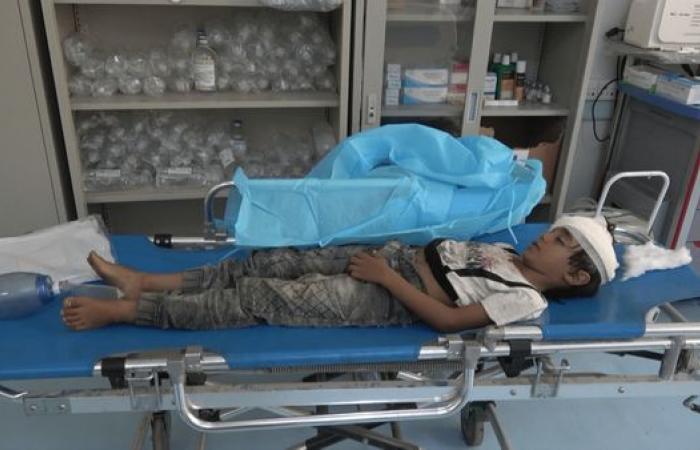 اليمن | فيديو مؤلم.. آلة القتل الحوثية تواصل حصد أرواح أطفال اليمن
