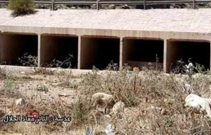 اليمن | ميليشيات الحوثي تفجر جسراً حيوياً على الطريق بين صنعاء وعدن