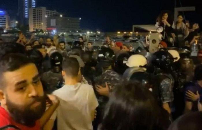 منع محتجين من الدخول إلى الزيتونة باي