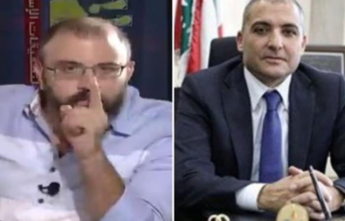 رياض قبيسي يكشف عن تسجيلات صوتية وأدلة ضد مدير عام الجمارك بدري ضاهر