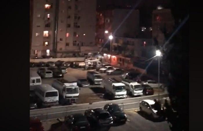بالفيديو: عين الرمانة تقرع الطناجر!