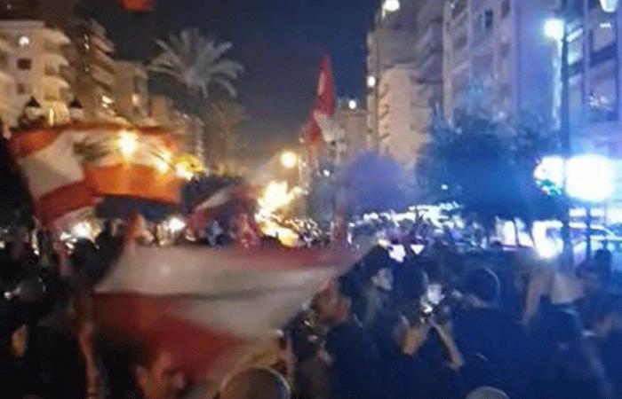 بالفيديو: طرابلس تثور بالطناجر