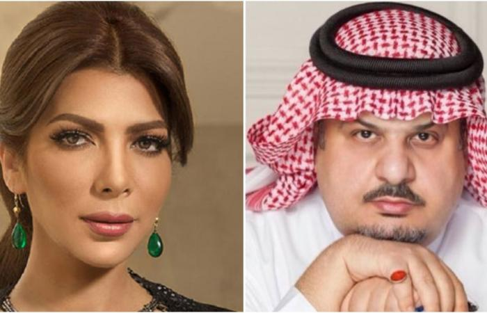 الأمير عبد الرحمن بن مساعد يوضح سبب تقبيله لرأس أصالة!