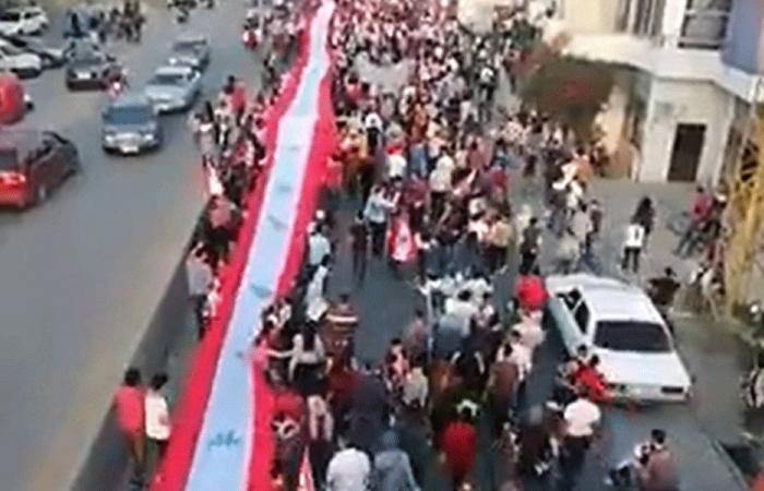 بالفيديو: مسيرة حاشدة في المنية