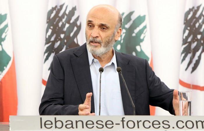 """جعجع لبومبيو: شكراً ولكن الشعب اللبناني """"مكفى وموفى""""!"""
