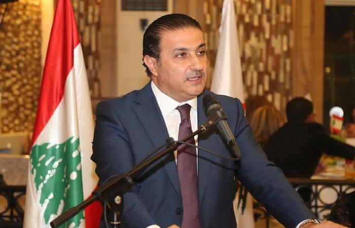 سعد: نتمنى أن تسقط كل جدران الفساد والمحاصصة