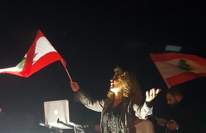 طلاب الثورة في وقفة احتجاجية في الجديدة (بالفيديو والصور)