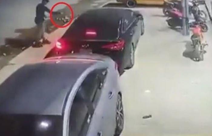 العراق | شاهد .. مهاجم يحاول قتل بطل آسيا العراقي مشتاق العزاوي